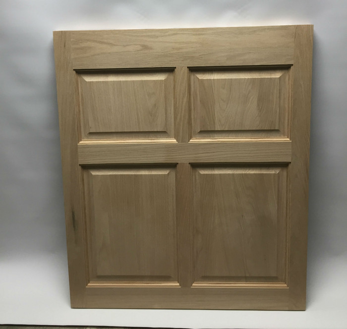 Single Oak Wooden Swinging Cafe Door | Saloon Door