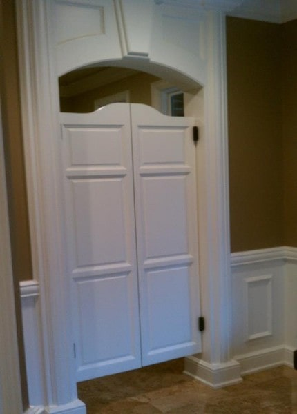 Custom Saloon Doors
