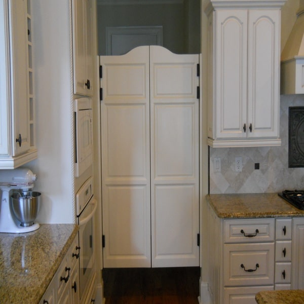 How To Choose And Install The Perfect Swinging Kitchen Door Swinging Cafe Doors