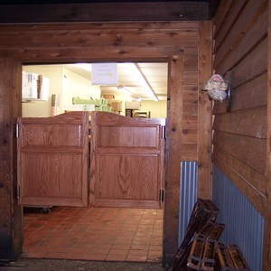 Commercial Saloon Doors- Restaurant Doors