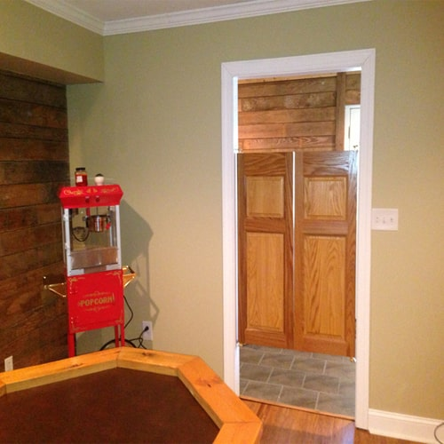 Commercial Colonial Saloon Doors