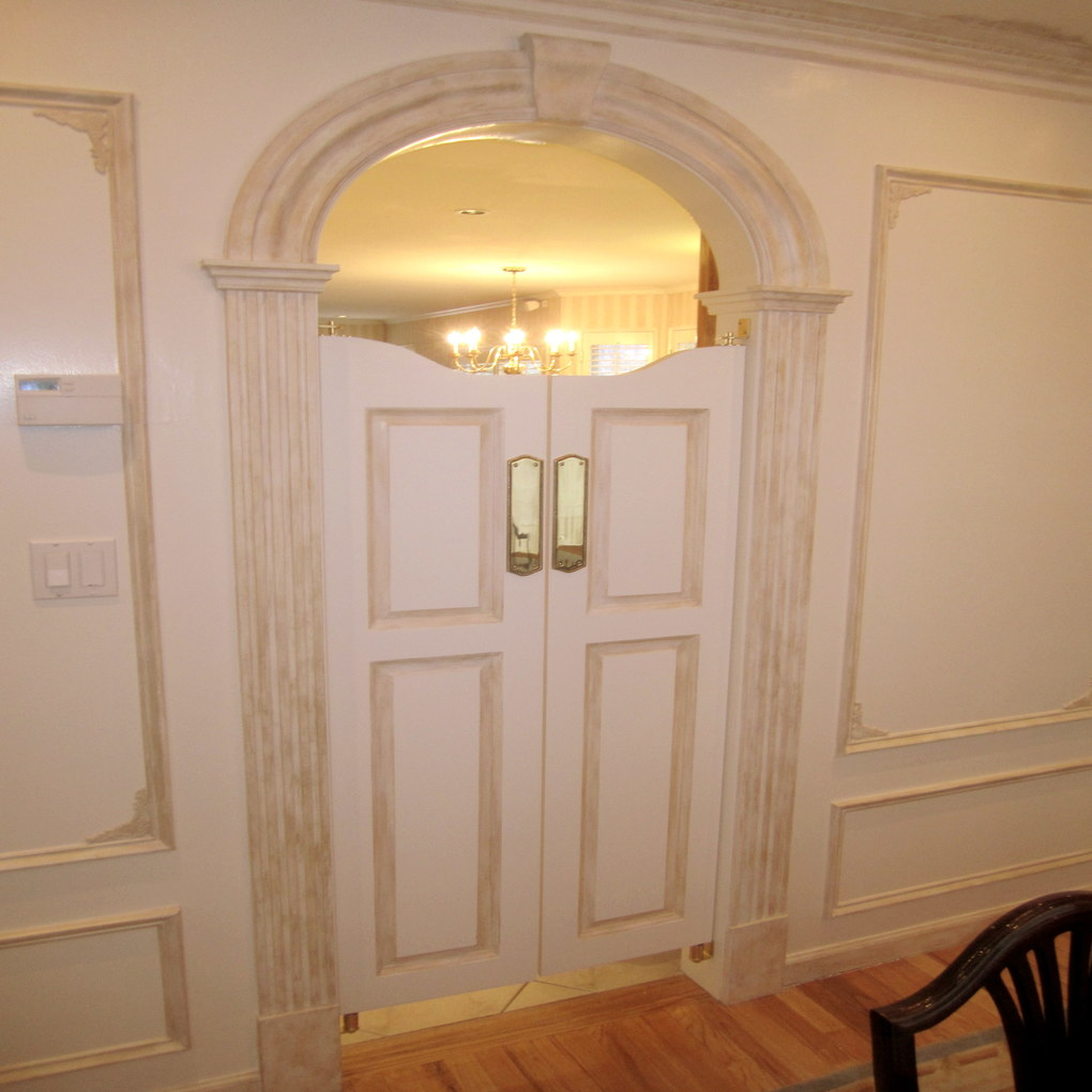 Kitchen Swing Doors