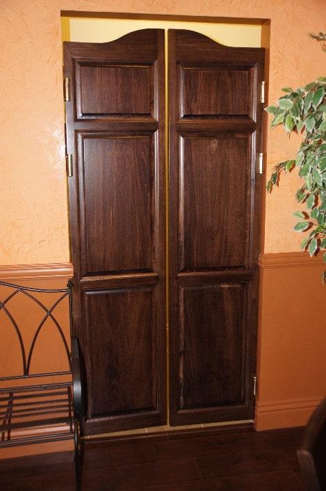 Restaurant Cafe Doors