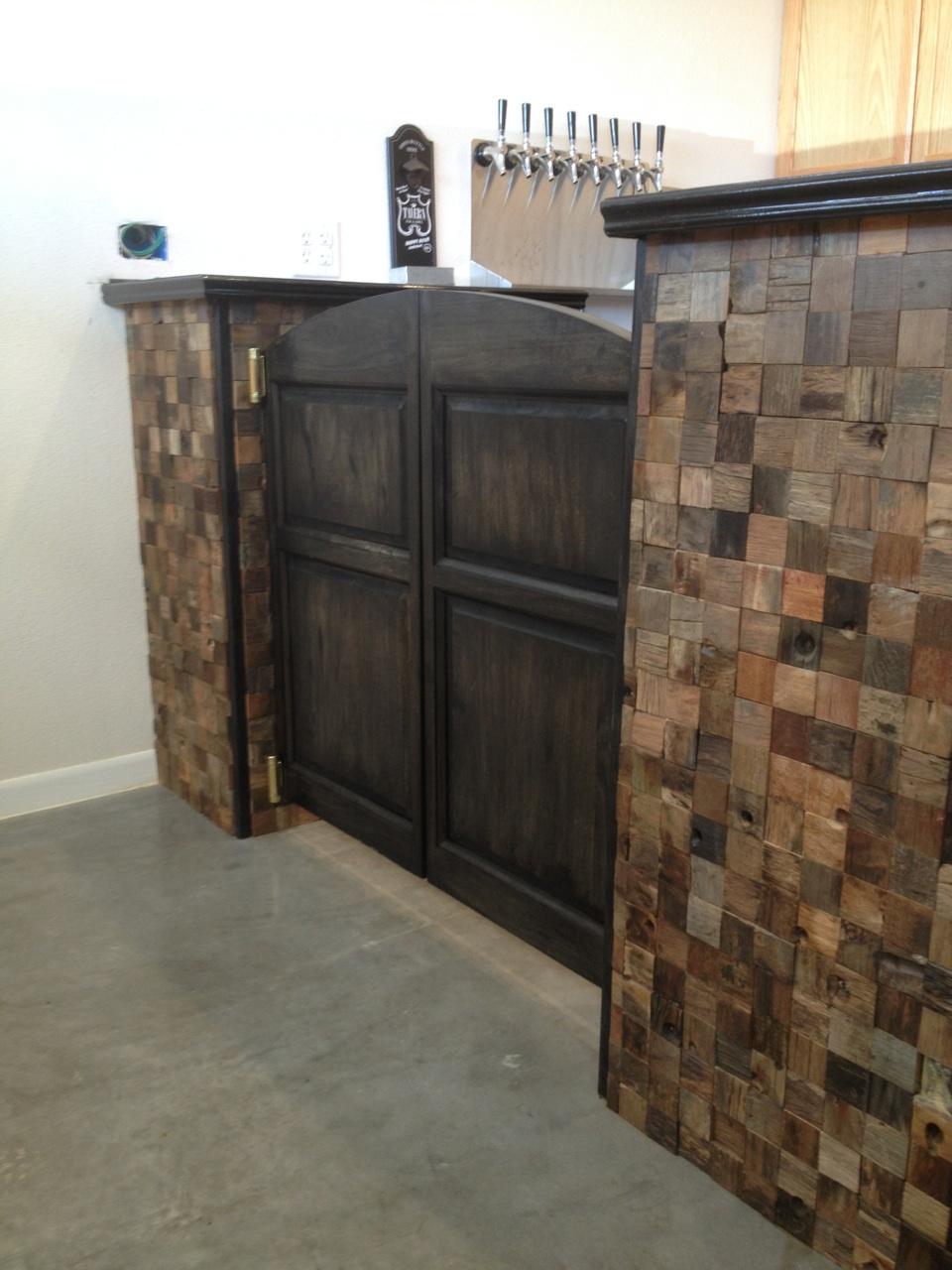 Archway Style Saloon Doors
