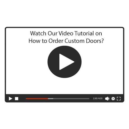How to Order Custom Swinging Cafe Doors