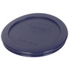 Pyrex 7200-PC Dark Blue 2 Cup, 470mL Round Plastic Replacement Lid