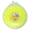 """Desert Extrusion Cyclone CY120D1 .120""""x 176' Yellow Commercial String Trimmer Line"""