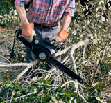 Gas vs. electric lawn and garden tools