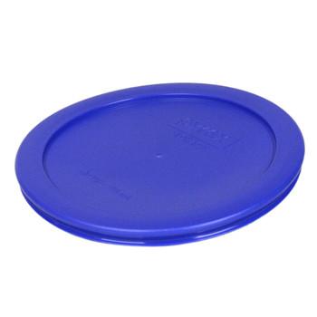 Pyrex 7201-PC Cobalt Blue 4 Cup Round Plastic Replacement Lid