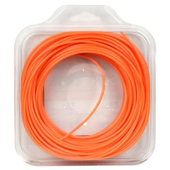"SuperTrim SU095LSQ 0.095"" 72ft Orange Commercial Trimmer Line"