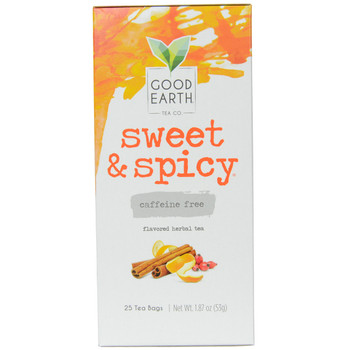 Good Earth Sweet and Spicy Herbal Tea