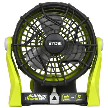 Ryobi P3320 18V Portable Hybrid Fan, Tool Only