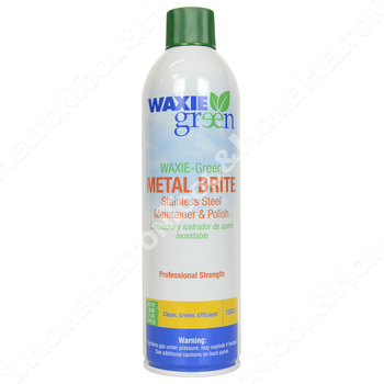 Waxie Green 16-ounce Metal Maintainer (Case of 12)