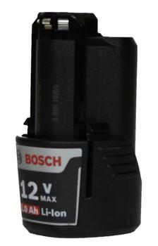Bosch BAT414 10.8V - 12V Max Li-ion 2.0Ah 2PK Battery