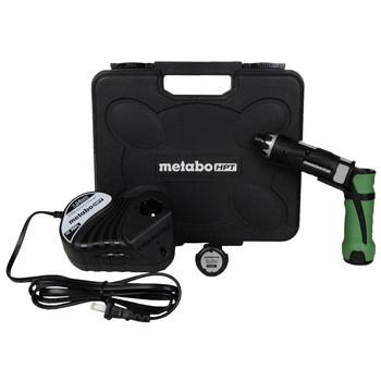 Hitachi Metabo DB3DL2 3.6V 1.5ah Li-Ion Screwdriver Kit