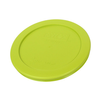 Pyrex 7200-PC Edamame Green 2 Cup, 470mL Round Plastic Replacement Lid