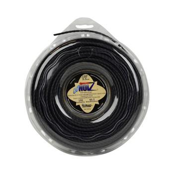 """LoNoiz LN130DLG 0.130"""" 150ft Black Commercial String Trimmer Line"""
