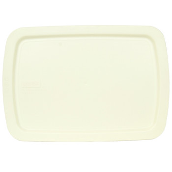 Pyrex Easy Grab C-233-PC Sour Cream Lid for 3qt Oblong Glass Baking Dish