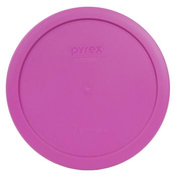Pyrex 7202-PC, 7200-PC, 7201-PC, 7402-PC Sunset 7pc Storage Lid Bundle