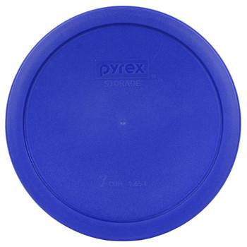 Pyrex 7402-PC Cadet Blue 6/7 Cup, 1.6L Round Plastic Replacement Lid