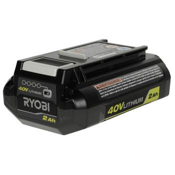 Ryobi OP40401 40V 4 0Ah Li-ion Reusable Battery | Helton Tool & Home