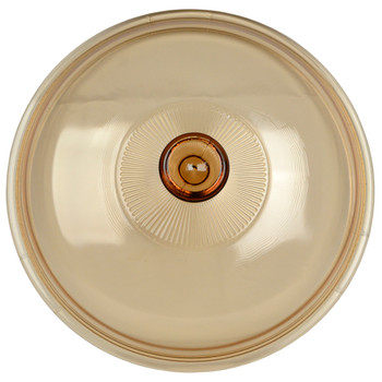 Visions 5L Round Glass Lid Replacement for Dutch Oven Dish