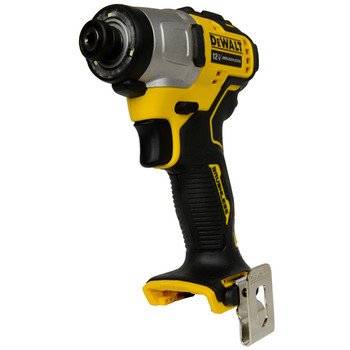 Dewalt DCF801 12V 1/4-in Xtreme Brushless Impact Driver, Tool Only