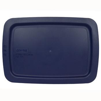 Pyrex C-232-PC Blue 2qt Replacement Lid Cover