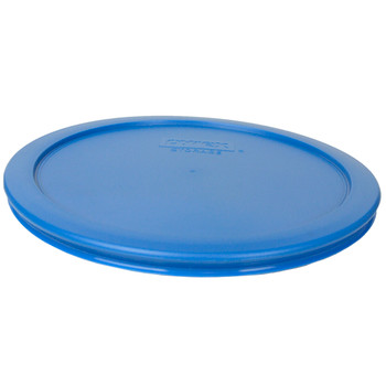 Pyrex 7402-PC Marine Blue Round Plastic Replacement Lid Cover