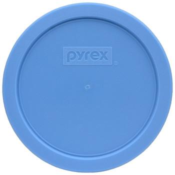 Pyrex 7401-PC Blue Cornflower Round Plastic Replacement Lid