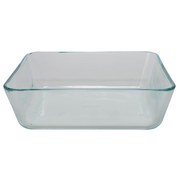 Pyrex Simply Store 7212 Rectangular 11 Cup Glass Storage Container