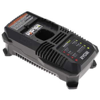 Ryobi P118 18V Li-Ion NiCd One+ Dual Chemistry Battery Charger - Reconditioned