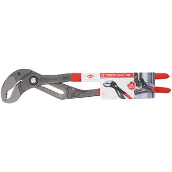 """Knipex 87 01 560 US 22"""" Cobra XXL Heavy Duty Water Pump Pliers"""