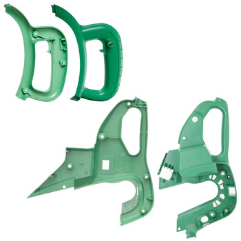 Metabo HPT (1) 321-380 Right Handle, (1) 321-550 Left Handle, (1) 321-381 Switch Handle (R) and (1) 321-382 Switch Handle (L) Replacement Tool Parts