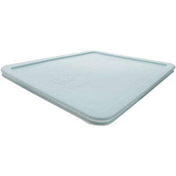 Pyrex 7212-PC (1) Muddy Aqua and (1) Pink Food Storage Replacement lid Cover
