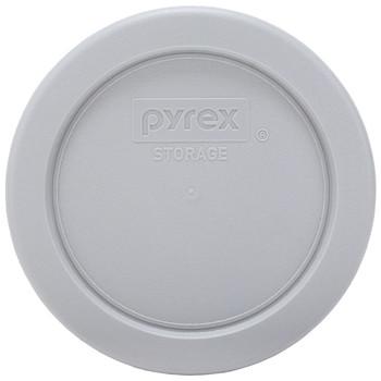 Pyrex (2) 7202-PC Jet Grey, (3) 7200-PC Plum Purple, (2) 7201-PC Orange, & (2) 7402-PC Black Food Storage Replacement Lids
