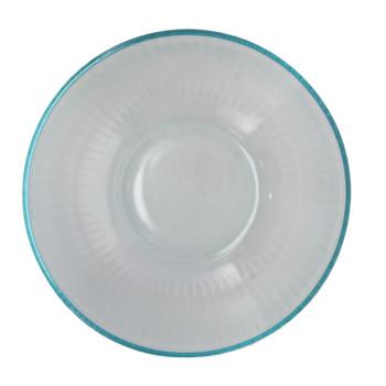 Pyrex 7404 4.5qt Sculpted Glass Mixing Bowl