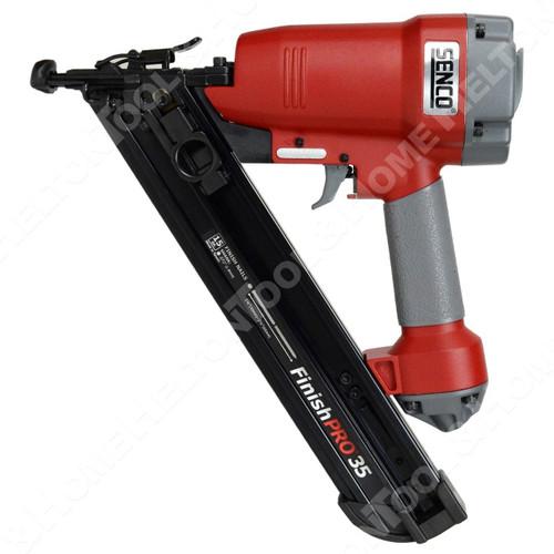Senco FP35 FinishPro 35 15 Gauge Angled Finish Brad Nailer - Tool Only