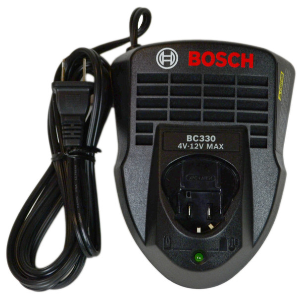 Bosch BC330 4V-12V Max Li-Ion Battery Charger