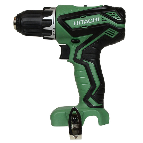 """Hitachi Metabo DS10DFL2 10.8 - 12V 3/8"""" Lithium-Ion Cordless Drill/Driver, Tool Only"""