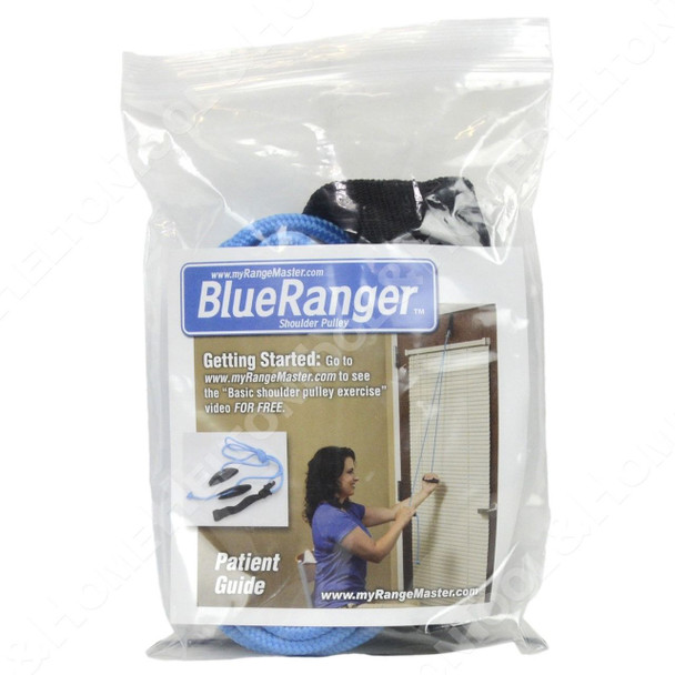 Blue Ranger 010315 Basic Exercise Shoulder Pulley