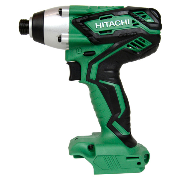Hitachi WH18DGL 18V Cordless Impact Driver, Tool Only