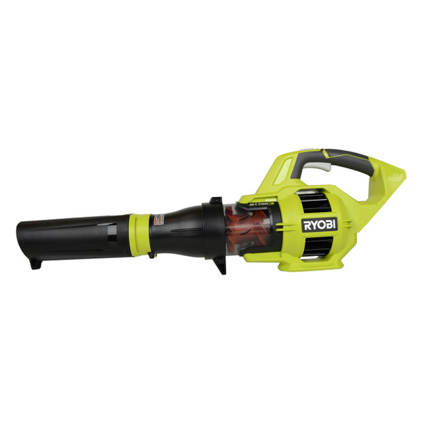Ryobi RY40403 40V Lithium Ion 110 MPH Jet Fan Leaf Blower, Tool Only