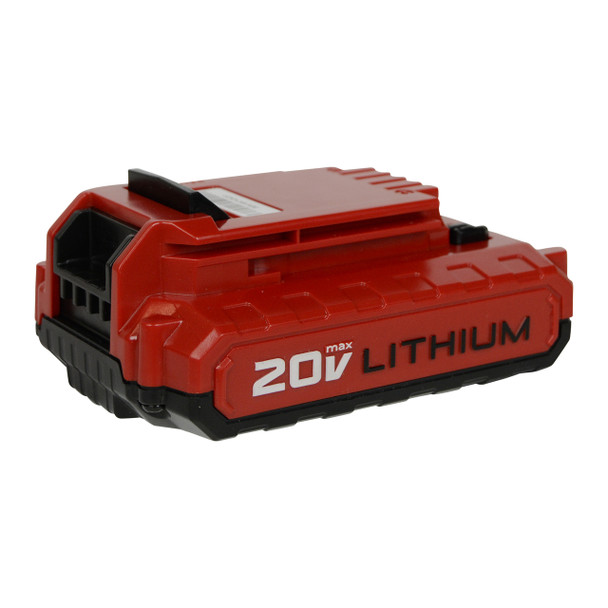 Porter Cable PCC682 20V 2.0Ah Lithium Ion Battery