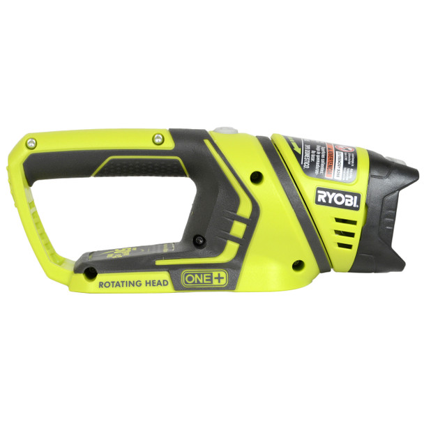 Ryobi P704 18V Pivoting Head Work Light, Tool Only