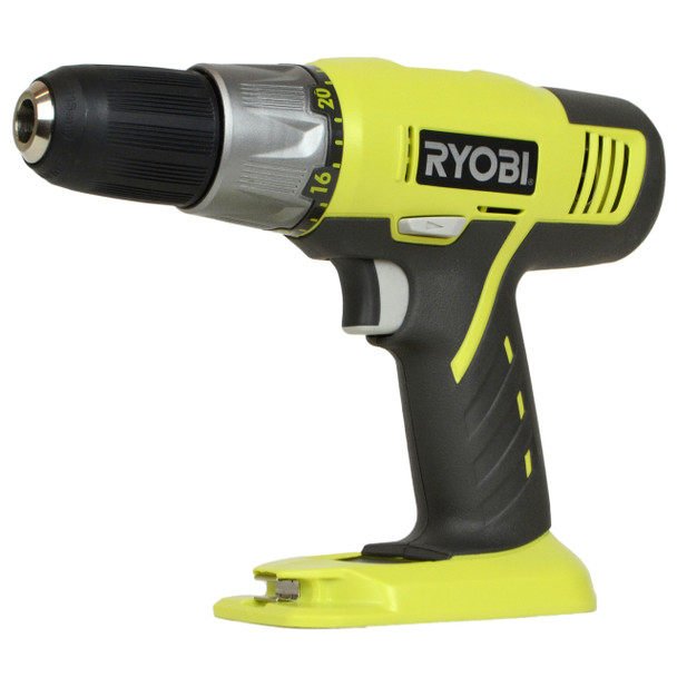 "Ryobi P271 ONE+ 18V 1/2"" Lithium Ion Drill Driver, Tool Only"
