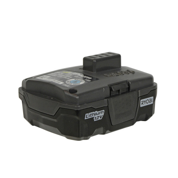Ryobi Factory Reconditioned CB121L 12V Compact Lithium-Ion Battery