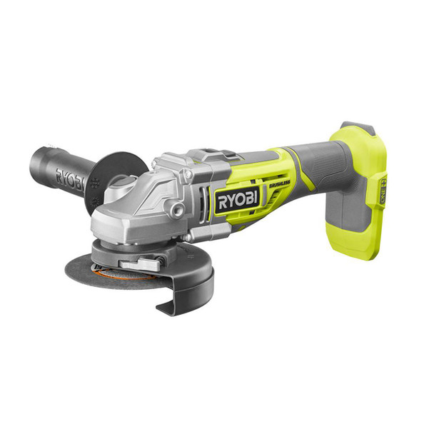 """Ryobi P423 18V ONE+ Lithium Ion Brushless 4-1/2"""" Cut-Off Tool/Grinder, Tool Only"""