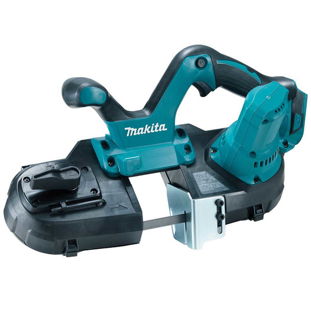 Makita XBP01Z 18V Lithium-Ion Compact Band Saw, Tool Only