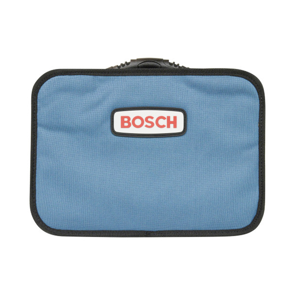Bosch 12 x 9 x 4 Soft Teal Compact Carrying Case Tool Bag
